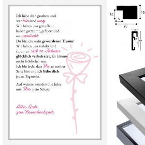 Hochzeit - Rosenhochzeit