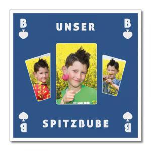 "Themen-Passepartout ""Spitzbube"""