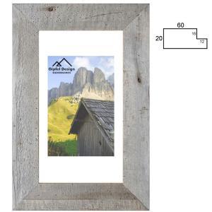Altholz-Bilderrahmen Rißtal