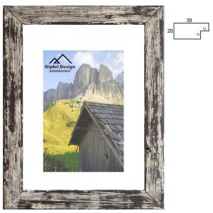 Holz-Bilderrahmen Inntal 30