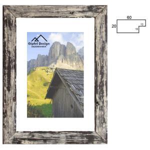 Holz-Bilderrahmen Inntal 60