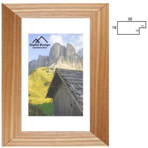 Holz-Bilderrahmen Halltal 30