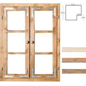 Dekofenster 60x80 cm