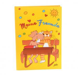 "Freundebuch ""Ohm Katze"""