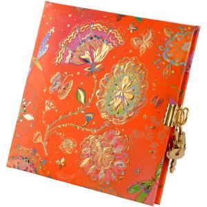 """Tagebuch """"Silver Moon orange"""""""