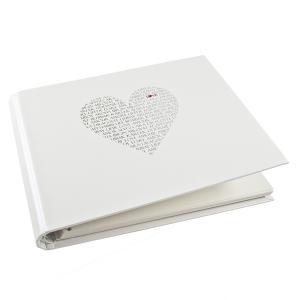 """Foto-Gästebuch """"Love"""""""