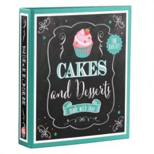 Rezeptebuch Cakes & Desserts