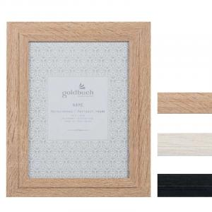 Holz-Bilderrahmen Alto mit Passepartout