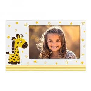 Porträtrahmen Giraffe Greta
