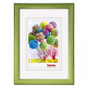 "Holzrahmen ""Candy"" Gruen"