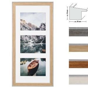 Kunststoffrahmen-Galerie Sierra