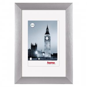"""Aluminiumrahmen """"London"""" Silber"""