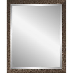 Wandspiegel Driftwood - 40x50 cm Dunkelbraun