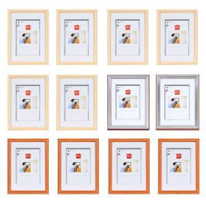 Echtholz Wechselrahmen Serie 500, 12er-Set