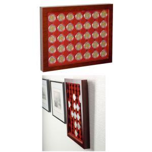 Münzrahmen LOUVRE für gekapselte 10-EURO-Münzen in Originalkapseln