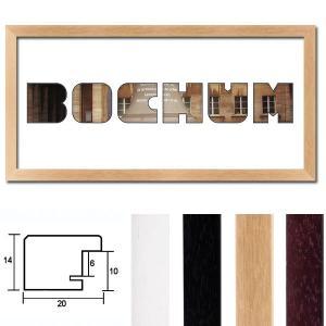 """Regiorahmen """"Bochum"""" mit Passepartout"""