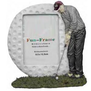 """Fun Frame """"Golfer"""""""