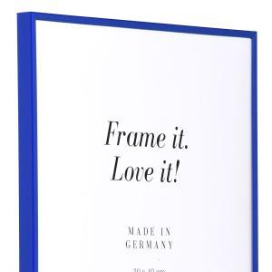 Kunststoffrahmen ART Blau