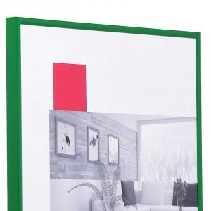 "Kunststoffrahmen ""Art"" grün"