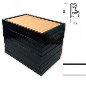 Sonderposten Kunststoffbilderrahmen Art 13x18 cm