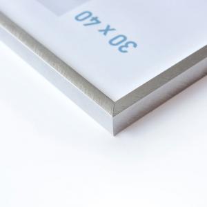 Alurahmen C2 Reflex Silber