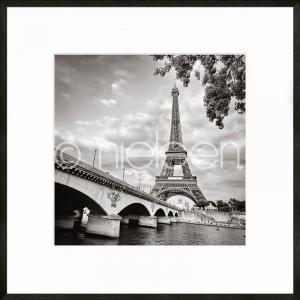 Paris im Alurahmen C2