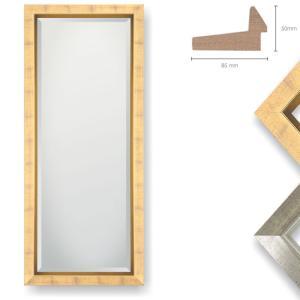 Holz-Spiegel Brambilla