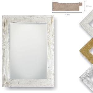 Holz-Spiegel Padovani