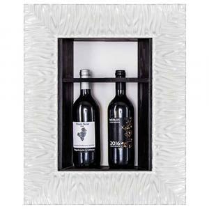 Bilderrahmen für Weinflaschen Sizilien 20x40 cm