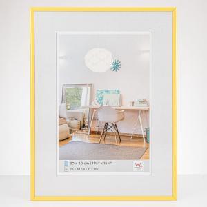 New Lifestyle Kunststoffrahmen Gelb
