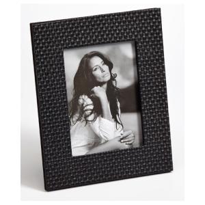 Portraitrahmen Madeleine mit Flechtmuster