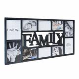 Thumbnail von Collage-Bilderrahmen Family schwarz Bild 2