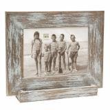 Thumbnail von Weiß gemalter Fotorahmen mit Aufsteller Profil