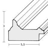 Thumbnail von Holzrahmen Teneriffa nach Maß Profil
