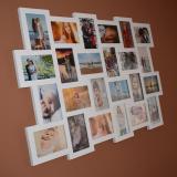 Thumbnail von Galerie-Bilderrahmen 18 Bilder Profil