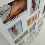 Thumbnail von Galerie-Bilderrahmen 24 Bilder Profil