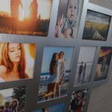 Thumbnail von Galerie-Bilderrahmen 10 Bilder Profil