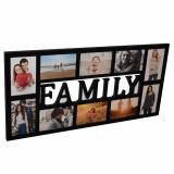 Thumbnail von Galerie-Bilderrahmen FAMILY 10 Bilder Profil