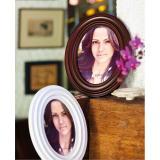 "Thumbnail von Ovaler Portraitrahmen ""Viola"" Profil"