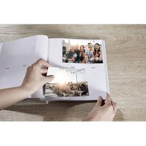 Memo-Einsteckalbum mit Bucheinband