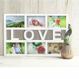Thumbnail von Collage-Bilderrahmen Love Bild 3