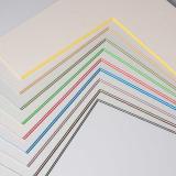 Thumbnail von 2,2 mm ColorCoreStripe Passepartout mit individuellem Ausschnitt Bild 3