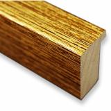 Thumbnail von Holz-Bilderrahmen Columbus Gold-Struktur Bild 3