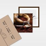 Thumbnail von Bilderrahmen Galerie inkl. Poster Breakfast Bild 3