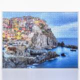 Thumbnail von Alu-Puzzlerahmen für 2000 Teile silber matt Bild 3
