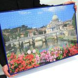 Thumbnail von Kunststoff-Puzzlerahmen für 100 bis 500 Teile Bild 3