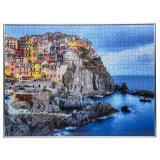 Thumbnail von Kunststoff-Puzzlerahmen für 100 bis 500 Teile silber Bild 3