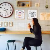 Thumbnail von Bilderrahmen mit Spruch - Cup Of Tea Makes Everything Better Bild 4