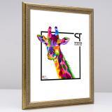 Thumbnail von Barock-Bilderrahmen Classico Maßanfertigung Gold Bild 4