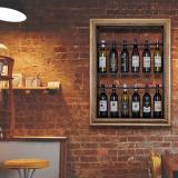 Thumbnail von Bilderrahmen für Weinflaschen Toskana Bild 7